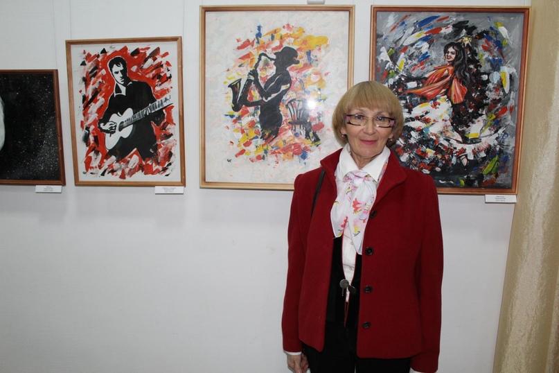 Выставка «Аллея художников 8». 2017 г.
