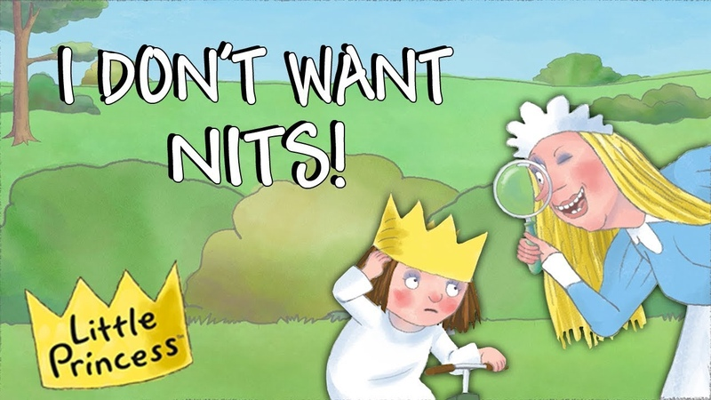 I Don't Want Nits - Read Along with Little Princess!