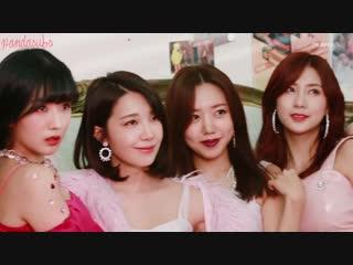 [RUS] Apink 8th Mini Album '%%(응응)' Jacket Making Film