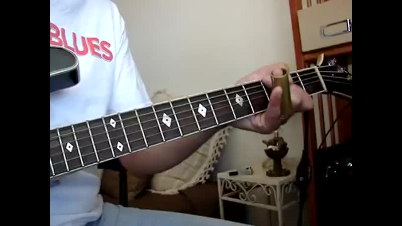 Ry Cooder Feelin' Bad Blues cover from Crossroads soundtrack HQ
