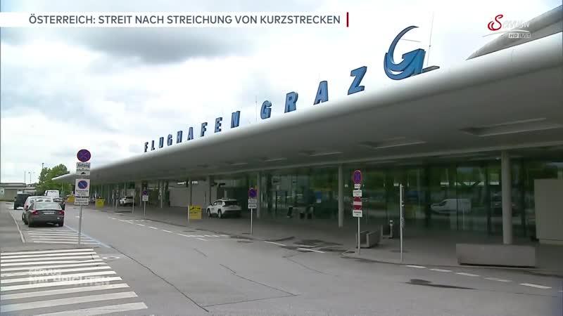 Geisteskranke GRÜNE zwingen alle Österreicher unter 350 km mit dem ZUG zu fahren