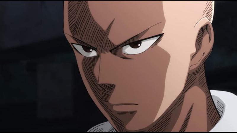 Ванпанчмен Сайтама раскрывает секрет своей силы