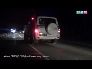 Авария на федеральной автодороге -Тамбов  Пенза-
