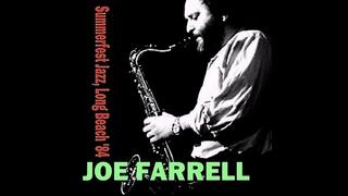 Joe Farrell - Summerfest, Long Beach '84