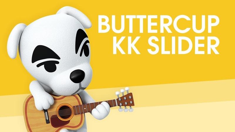 KK Slider Buttercup Jack Stauber