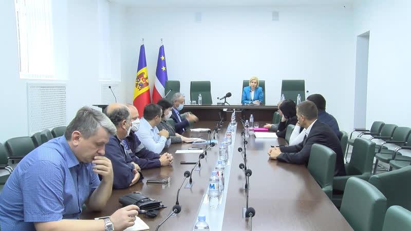 LIVE Заседание КЧС Гагаузии по борьбе с последствиями наводнения