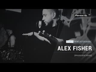 Alex fisher [ progressive house ] @ pioneer dj tv   saint-petersburg