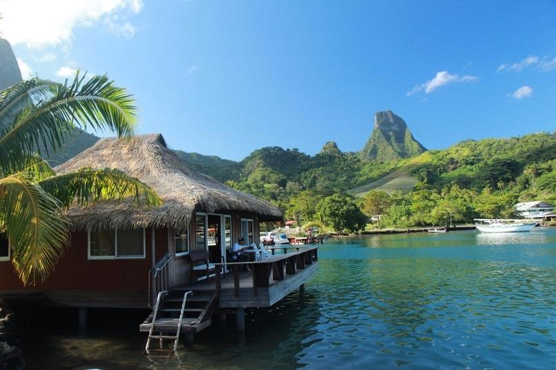 Страны мира — Французская Полинезия, изображение №3