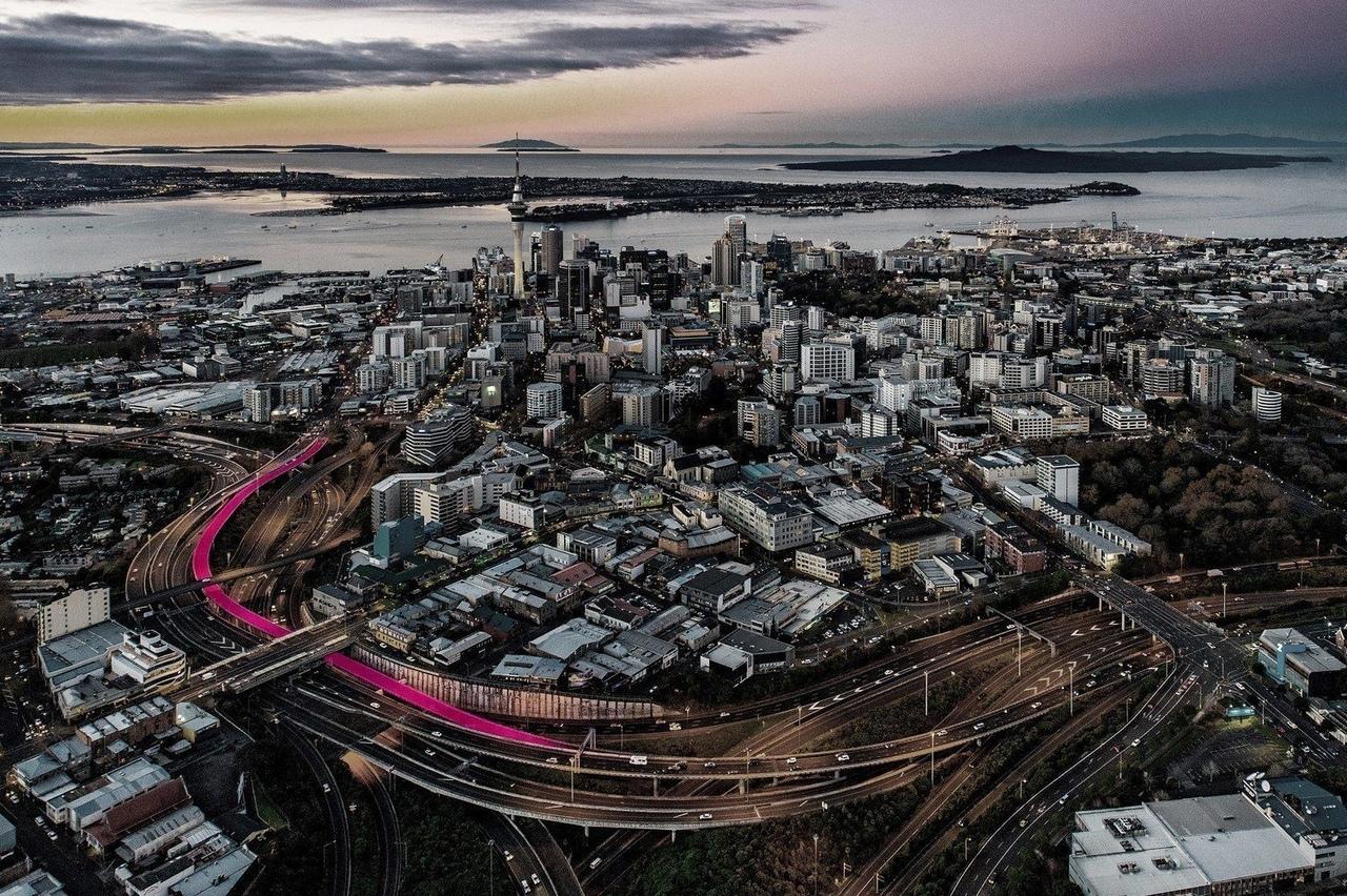 LightPathAKL | Monk Mackenzie Architects | Auckland, New Zealand