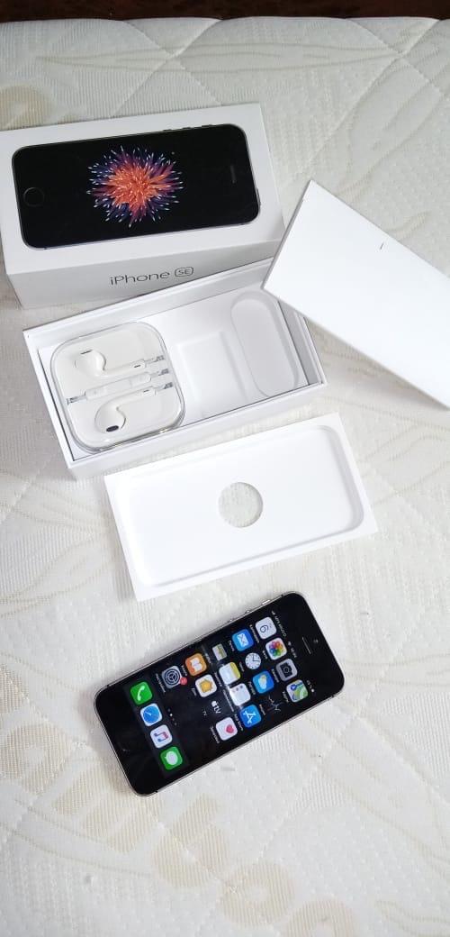 Купить iPhone se,32 gb  Полный комплект | Объявления Орска и Новотроицка №3692