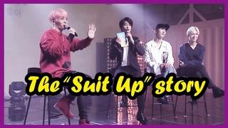 "EMBARRASSED SHINEE: Jonghyun's ""Suit Up"" story (legendado/ENG SUBS)"
