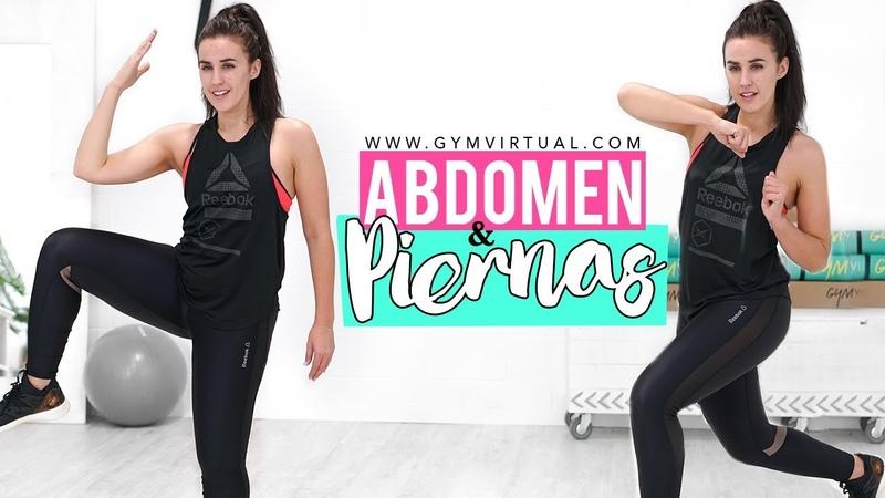 Abdomen plano y piernas bonitas | GymVirtual