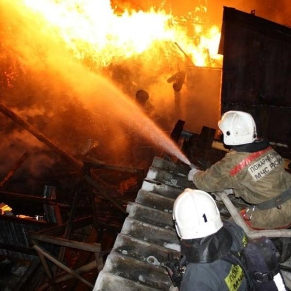 Сегодня профессиональный праздник отмечают сотрудники пожарной службы