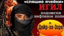 спящие ячейки ИГИЛ подожгли нефтяное поле в Дейр эз Зоре
