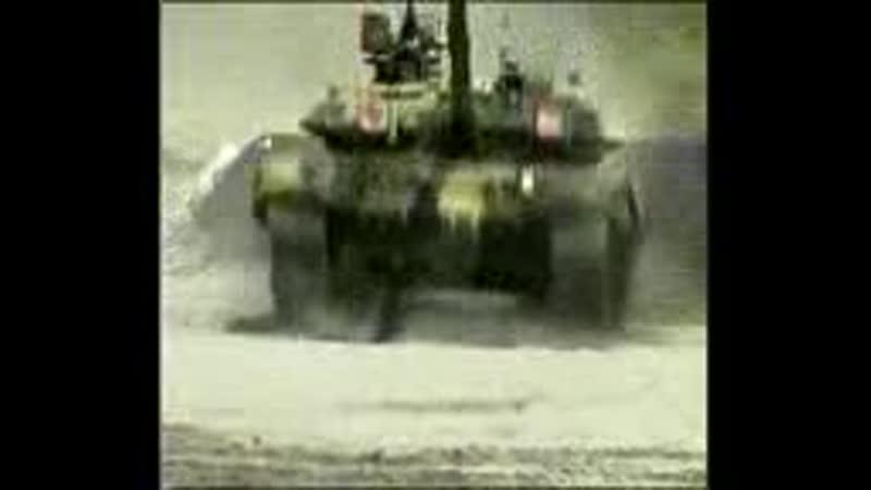 T 90 E tehnika s kotoroj schitaetsya VES' MIR 240 3gp