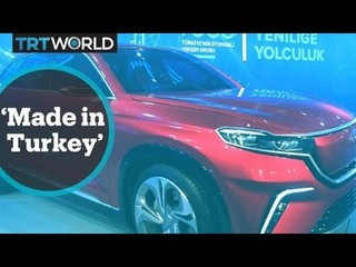 Turkey launches first domestically produced electric car